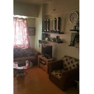 1 Bedroom Furnished For Rent in Grand Palazzo Eastwood City