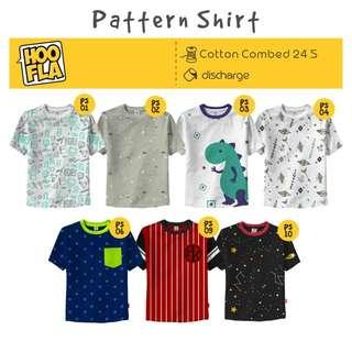 Hoofla pattern