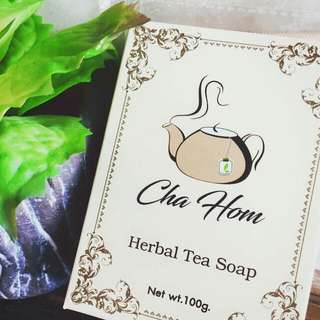 HERBAL TEA SOAP (For Acne and Sensitive Skin)