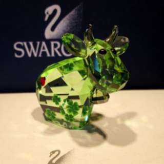 Swarovski Crystal Lucky Mo 2012 lovelots Limited Edition