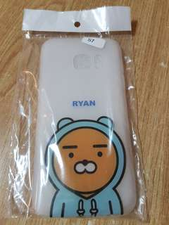 Samsung S7 磨砂透明軟殼 Ryan全新!