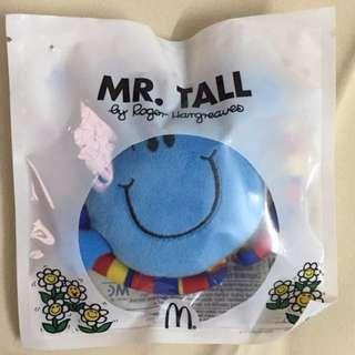 Mr.Tall-McDonald's toy