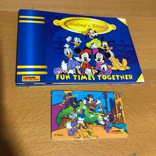Mickey Mouse Phonecard | Kodak | Disney collectibles