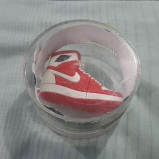Replica Brand New With Box Nike Air Jordan 1 3D USB External Hard Drive 8gb