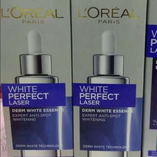 L'Oreal - White Perfect Laser Essence