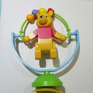 99.9%正牌Winnie the pooh 幼兒玩具