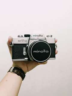 Minolta SRT 101 35MM Film Camera