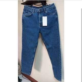 Zara trafaluc mom jeans