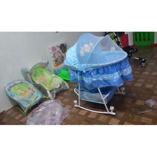 Stroller Pliko Baby Box Oval Kereta Dorong Bayi Tempat Tidur Bayi
