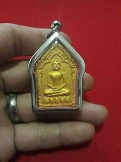 Amulet =khun pean Master=Lp chaiya Temple =wat kuan kiam year=Be2560