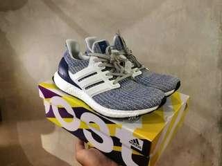 Adidas Ultra Boost 4.0 Blue White