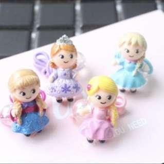 Princess hair bands