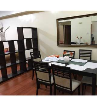 1 Bedroom Furnished For Rent in Eastwood Parkview in Eastwood City
