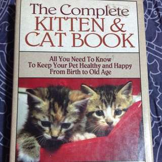 THE COMPLETE KITTEN & CAT BOOK