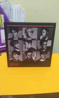 Super Junior Devil Album