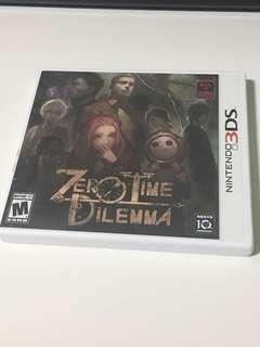 3DS Zero Time Dilemma