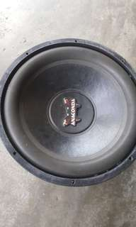 Still In Good Condition Car Speaker