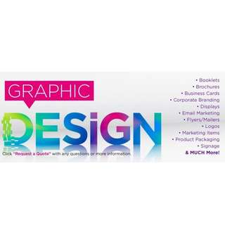 Graphic Design, Photo editing, Drawing, Painting