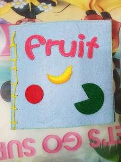 Handmade Baby Book