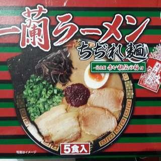 日本~一蘭拉麵