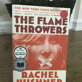 The Flames Throwers