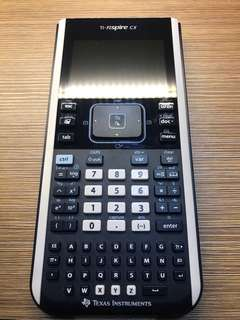 TI-Nspire CX for the IBDP