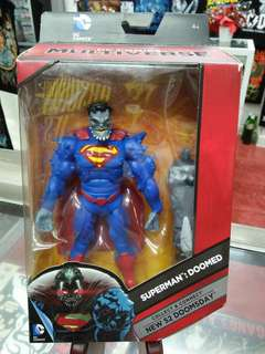 DC multiverse superman doomed