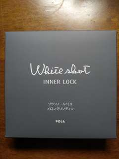 POLA White Shot Inner Lock 180 tablets