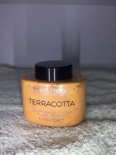Makeup revolution luxury powder