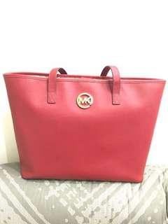 Preloved Michael Kors Tote Handbag