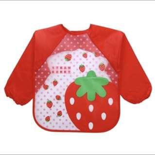 Waterproof baby bibs,baby apron