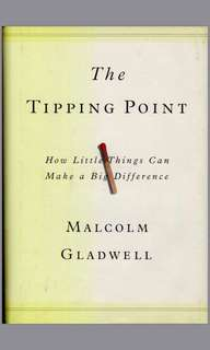 (Ebook) The Tipping Point - Malcolm Gladwell