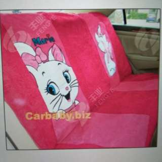 Marie Cat Car Seat Cover (Brand New)
