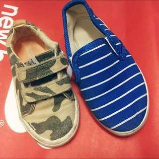 Zara army boy shoe (PL)
