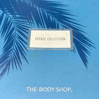 The Body Shop Voyage Collection