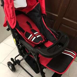 Branded new baby stroller