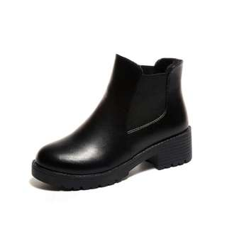 Black Boots BN black