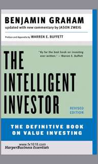 (Ebook) The Intelligent Investor - Benjamin Graham