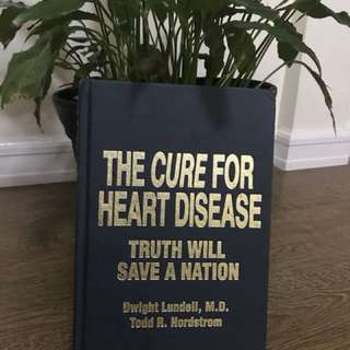The cure for heart desease