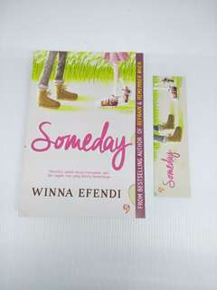 Novel Winna Efendi someday