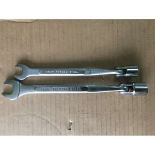 Hand Tools - Open and Universal Socket Spanner / Wrench