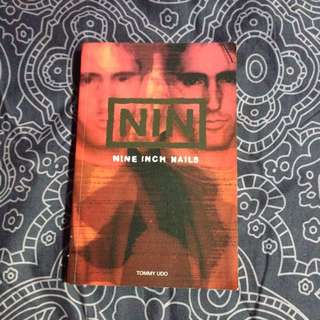 NINE INCH NAILS by Tommy Udo