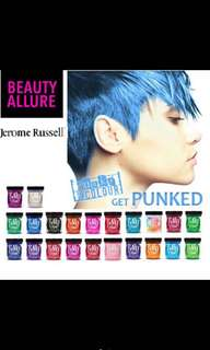 Jerome Rusell Punky Colour Hair Dye