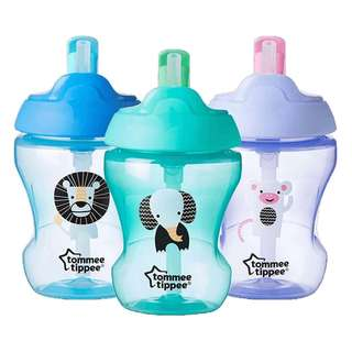 Tommee Tippee 7m+ Straw Cup 230ml