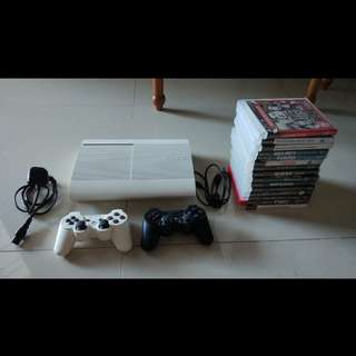 PS3 2nd. 500gb OFW