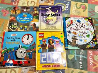 Children Books (various titles)