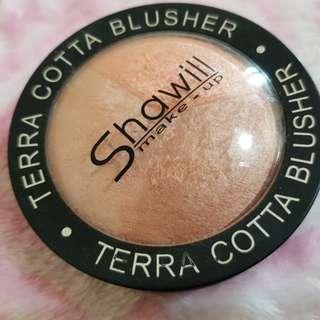 Shawill terra cotta blusher