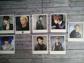 Luhan Official Polaroid