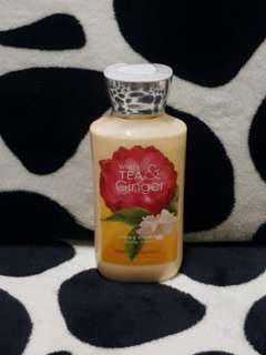White Tea & Ginger Body Lotion 236ml
