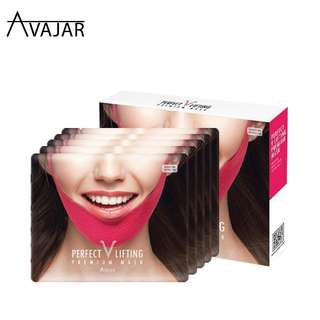 Avajar Perfect V Lifting Mask 5 sheets per box